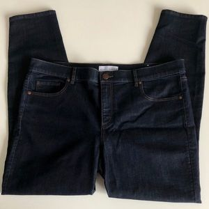 Never worn!! LOFT high rise Skinny Jeans, size 32